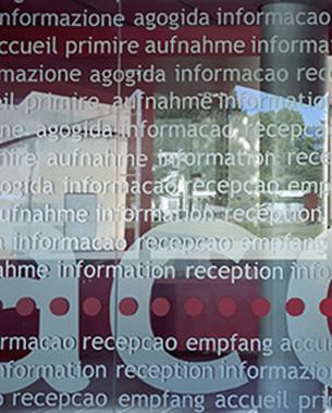 L'accueil polyglotte des étudiants du campus